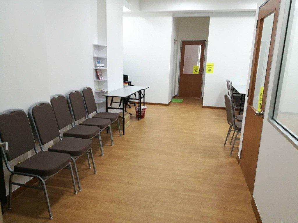 training room petaling jaya