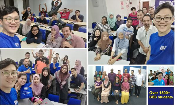 Mandarin Class Shah Alam